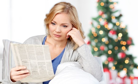 Looking for jobs during the holiday season can be stressful.